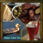Photo taken at Uncle Mike's Smokehouse Grill by jessica L. on 9/2/2013