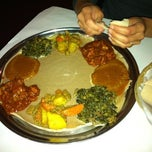 Photo taken at Lalibela Ethiopian Restaurant by Lalibela Ethiopian Restaurant on 10/24/2014