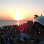 Photo taken at SunSet (kaZantip) by Vadim C. on 8/10/2013