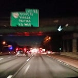 Photo taken at I-66 - Arlington / Fairfax County by Rami A. on 2/19/2014