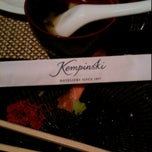 Photo taken at Kempinski Buffet hotel indonesia by Venny F. V. on 3/17/2013