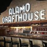 Photo taken at Alamo Drafthouse Mason by Andrew H. on 2/10/2013