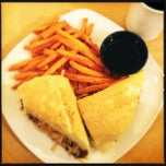 Photo taken at Colonial Cafe by John W. on 1/3/2013