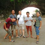 Photo taken at Pantai Anyer (Anyer Beach) by Rid one F. on 2/14/2015