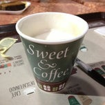 Photo taken at Sweet & Coffee by Ricardo N. on 12/27/2012