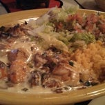 Photo taken at Los Gallos Authentic Mexican Restaurant and Sports Cantina by Matt W. on 11/3/2012