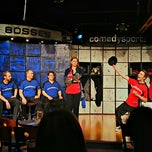 Photo taken at Comedy Sportz by macro on 7/28/2013