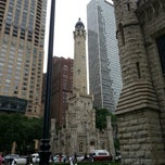 Photo taken at The Magnificent Mile by macro on 7/26/2013