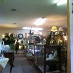 Photo taken at Mossy Oak Antiques by Susie B. on 7/14/2012