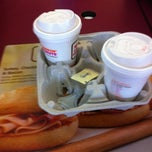 Photo taken at Dunkin' Donuts by Janice on 5/16/2012