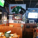Photo taken at Mike and C's Family Sports Grill by Stephen G. on 9/3/2012