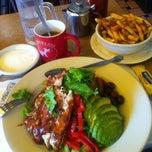 Photo taken at Barking Dog Restaurant by Sebastian R. on 7/14/2012