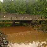 Photo taken at Muddy Creek Greenway by Toby K. on 5/16/2012