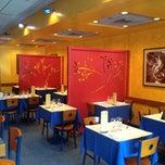 Photo taken at Rasoi Restaurant by Dana B. on 7/6/2012