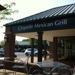 Photo taken at Chipotle Mexican Grill by Brad L. on 5/30/2012