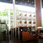 Photo taken at Malmö Stadsbibliotek by Jacob S. on 7/16/2012