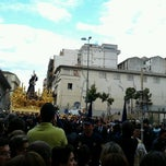Photo taken at Plaza Jesús El Rico by Guia d. on 4/4/2012
