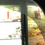 Photo taken at Burger King by Jessica M. on 7/24/2012