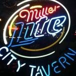 Photo taken at City Tavern by Gary B. on 3/12/2012