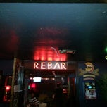 Photo taken at Rebar by Jaclyn L. on 9/8/2012