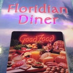 Photo taken at Floridian Diner by Tracee M. on 5/13/2012
