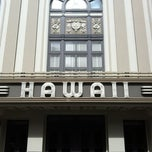 Photo taken at Hawaii Theatre Center by Michael R. on 11/25/2011