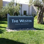 Photo taken at The Westin Resort, Costa Navarino by Francesco P. on 9/24/2011