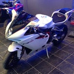 Photo taken at MV Agusta ShowRoom by meshary A. on 5/27/2012
