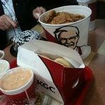 Photo taken at KFC by Luiz P. on 4/16/2012