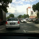 Photo taken at Persiaran Kewajipan Intersection by WH on 11/30/2011