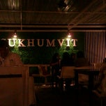 Photo taken at Sukhumvit Restaurant by Ibrahim R. on 11/23/2011