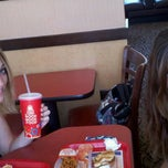Photo taken at Arby's by Julianna G. on 8/28/2011