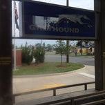 Photo taken at Greyhound Bus Station (Fredericksburg VA) by Thanade S. on 6/1/2012