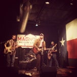 Photo taken at Magnolia Motor Lounge by Kristin on 3/4/2012
