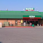 Photo taken at Petro Stopping Center by David H. on 6/28/2012