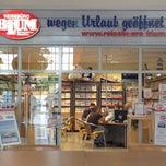 Photo taken at Reisebüro Blum im Globus by Claus K. on 5/21/2012
