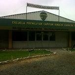 Photo taken at Escuela PreMilitar Capitán Ignacio Carrera Pinto by Rodrigo O. on 4/23/2012