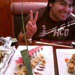 Photo taken at Sushi West by Max P. on 7/12/2012