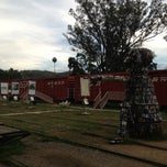 Photo taken at Museo del Ferrocarril Mexicano Del Sur by Zapotekco on 8/20/2012