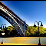 Photo taken at Spuyten Duyvil by Jeffrey P. on 4/29/2012