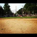Photo taken at Beech Street Baseball Fields by Mike M. on 5/16/2012