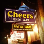 Photo taken at Cheers Shot Bar by Rabah R. on 6/12/2012
