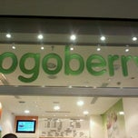 Photo taken at Yogoberry by Claudio F. on 2/27/2012