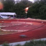 Photo taken at Kitty Racetrack by Crystal M. on 8/27/2011