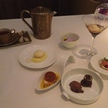 Photo taken at Twist by Pierre Gagnaire by Jay M. on 9/8/2012