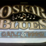 Photo taken at Oskar Blues Grill & Brew by Avery J. on 4/10/2012