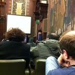 Photo taken at Università degli Studi di Macerata by Veronica A. on 2/28/2012