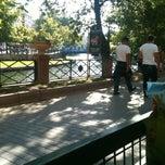 Photo taken at Lobiya by Tugce Nur M. on 9/1/2012