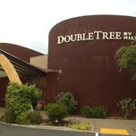 Photo taken at DoubleTree by Hilton Hotel & Spa Napa Valley - American Canyon by Ryan E. on 6/23/2012