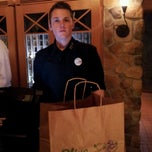 Photo taken at Olive Garden by Bryan A. on 1/4/2012